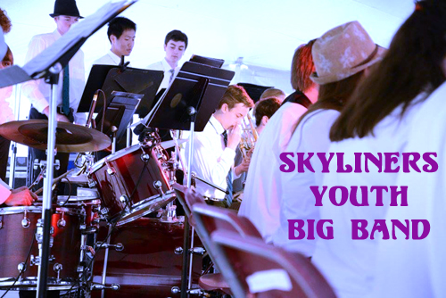 SKYLINERS YOUTH BIG BAND Link